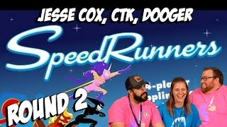 SPEEDRUNNERS ROUND 2 - What's your favorite color?