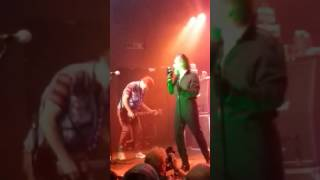 """The Damned - """"Street of Dreams"""" Live. @ Saint Andrew's Hall, 4/29/17."""