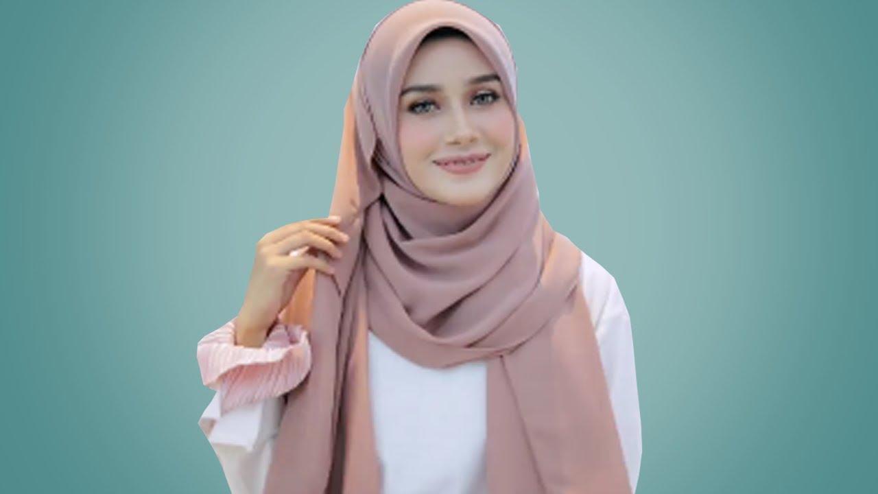 12 Tutorial Hijab Pashmina 2020 Simple Modis Kekinian Youtube