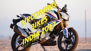 Top 5 Upcoming Naked Stylish indian Bikes In 2017 Up to 1 Lakhs