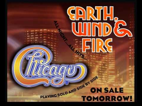 Chicago - I Can't Let Go (Earth, Wind, & Fire Cover)