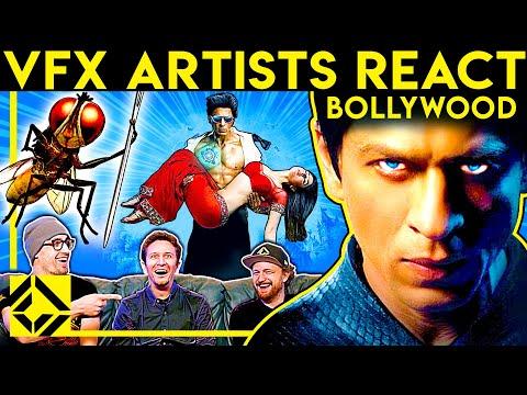 VFX Artists React to BOLLYWOOD Bad & Great CGi 3