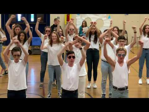 Holy Rosary School Class of 2019 Talent Show Dance