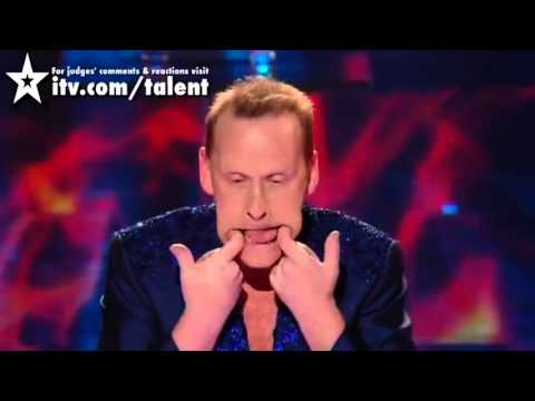 Британская Минута Славы Stevie Starr   Britain s Got Talent 2010   Semi final High