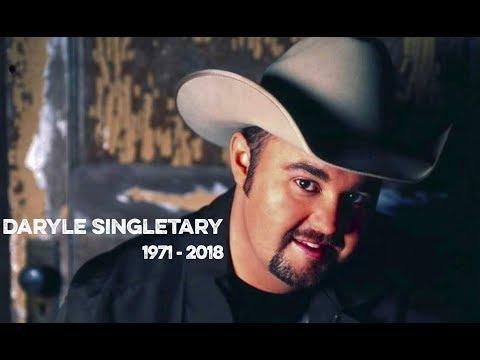 Daryle Singletary sings Set em Up Joe on Countrys Family Reunion