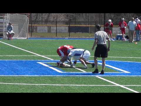 Darien High School Boys Freshman Lacrosse vs Fairfield Prep Freshman