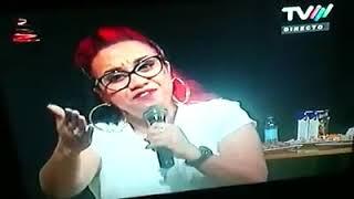 Mr Bow e Liloca Emocionam-Se Com Eunice Andrade Cantando Na TVM