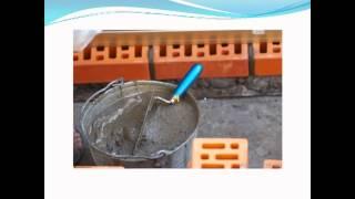 стройка  приготовление раствора(виды раствора, его компоненты для кирпичной кладки., 2014-06-02T18:54:40.000Z)