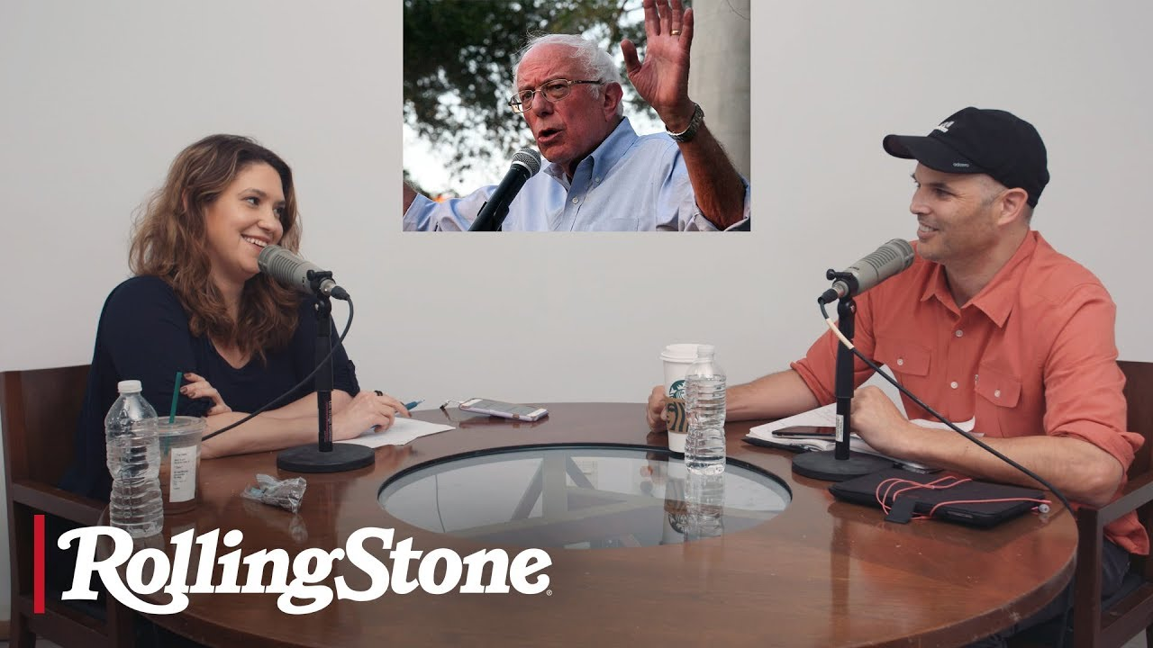 Exclusive: Bernie Sanders Talks About His Debate Performance | Useful Idiots