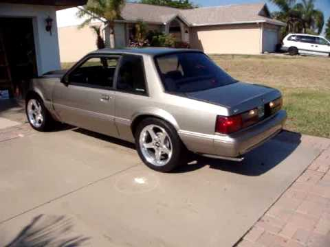 Repeat 1993 FORD mustang notch back by MAGNUMNC123 - You2Repeat