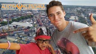 OCEAN VIEW FINDS HIS SON AT THE FAIR?! | Kleschka Vlogs