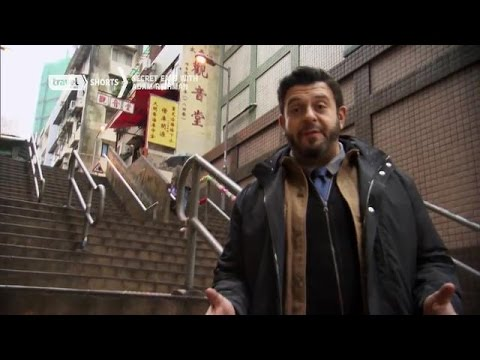 Hong Kong | Secret Eats with Adam Richman | Travel Channel Asia