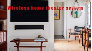 ♡✴❄the Ten Best Wireless home theater system review