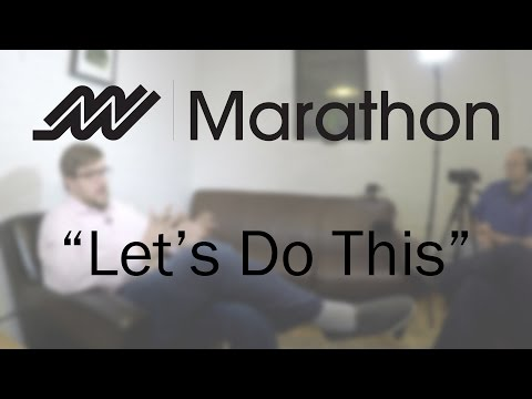 """Let's Do This"" - Marathon Consulting's Co-founders Discuss Starting The Company"