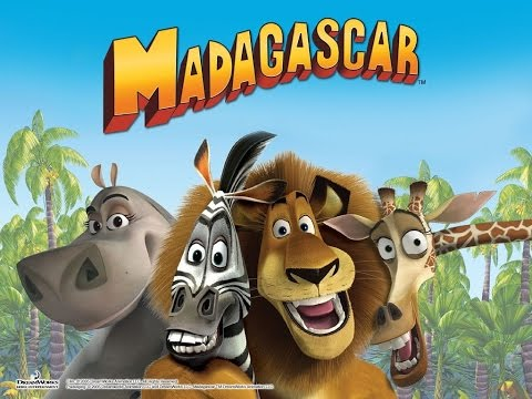 Madagascar Box scene  (Group Fandub)