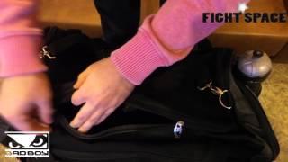 Видеообзор на сумку Bad Boy Holdall