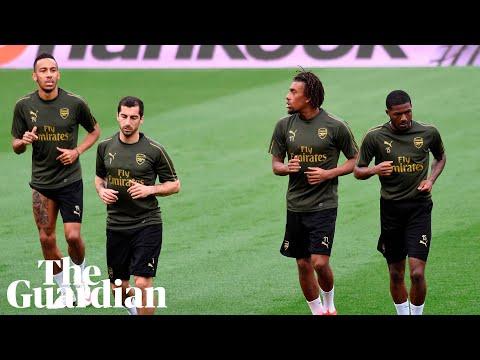Arsenal want to win Europa League for Henrikh Mkhitaryan, says Iwobi