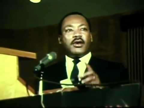 Dr. Martin Luther King Jr. in Cleveland in 1967 | WEWS Video Vault