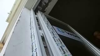 видео Алюминиевые окна в загородном доме: характеристики и монтаж