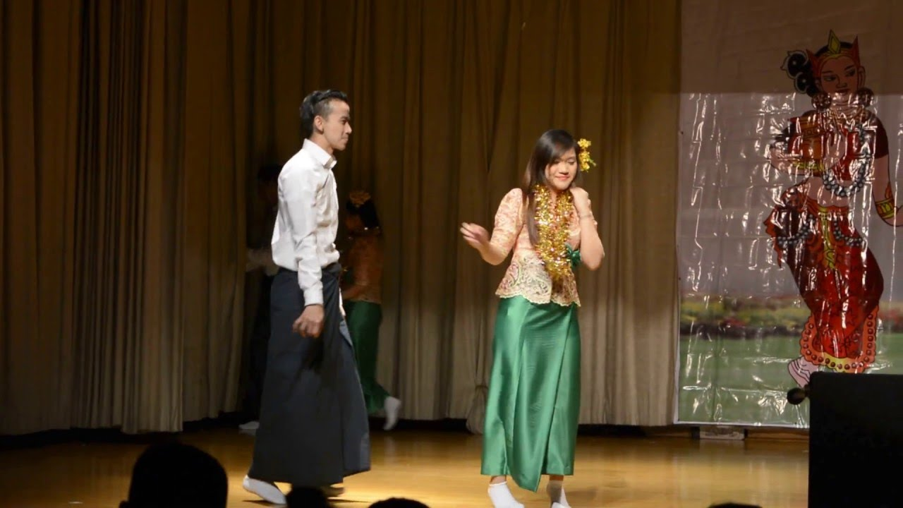 Thingyan Dance by New York City Myanmar Youth Association ...