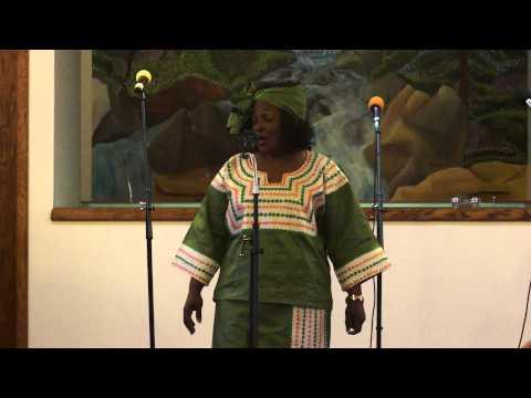 ANF 2-27-2016 Beverly Stewart-Anderson:  Soprano Isaac Williams II:  Accompaniment