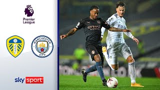 Man CIty schwächelt erneut! | Leeds United - Manchester City 1:1 | Highlights - Premier League 20/21