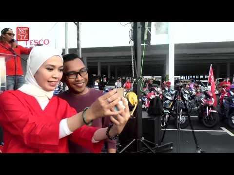 [LIVE] Calon Pakatan Harapan Muhammad Aiman Zainali hadir program Santai 2-Roda