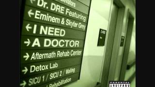 Dr Dre - I Need A Doctor (Dubstep Remix)