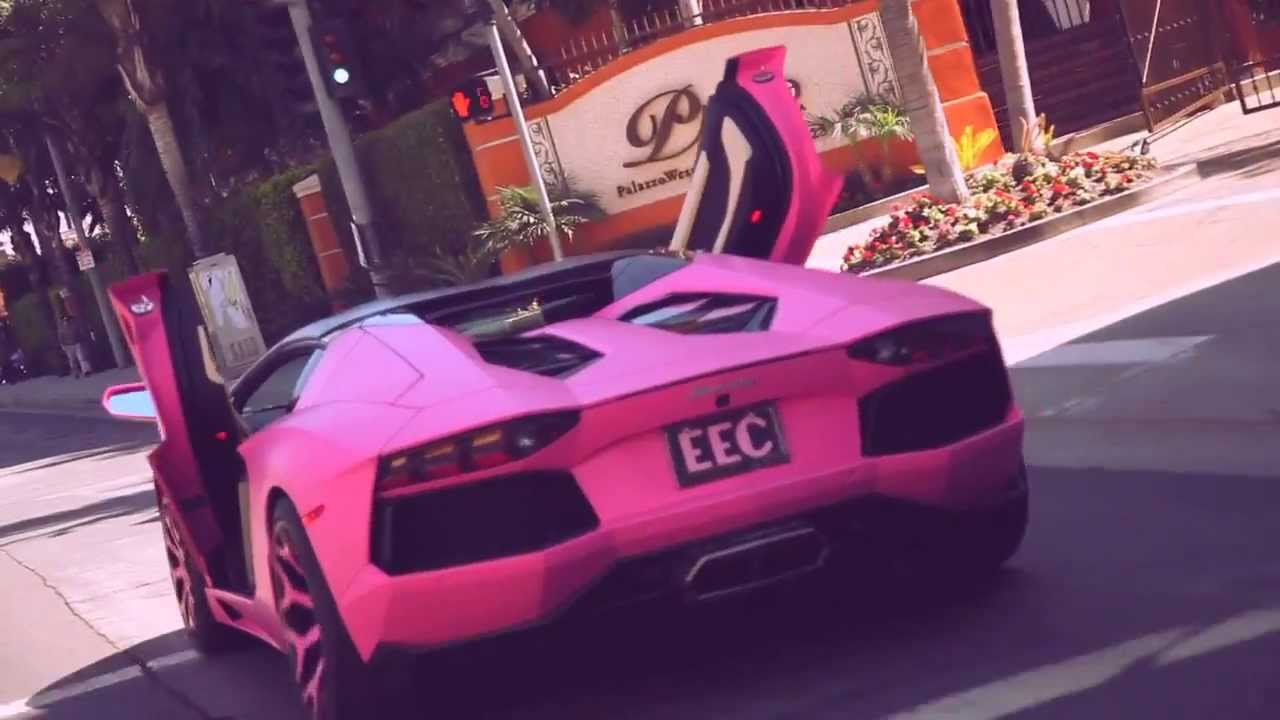 Nicki Minaj Kmart Press Day Quot The Pink Aventador Vlog Quot Youtube