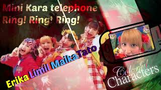 Colorful Characters is a Morning Musume cover group based on image ...