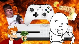 Стоит ли покупать Xbox One S?