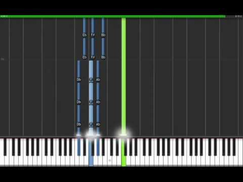 Rihanna - Stay (Easy Piano)