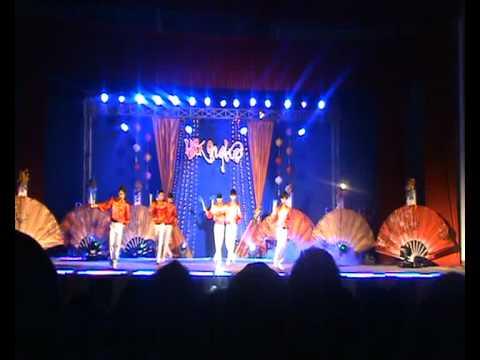 Múa: Việt Nam gấm hoa THĐ Văn Nghệ TQC 2011