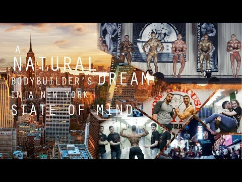 A Natural Bodybuilders Dream in a New York State of Mind