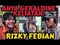RIZKY FEBIAN AAH ANYA GERALDINE.. Deddy Corbuzier Podcast