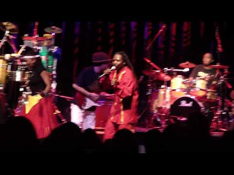 Lucky Dube Celebration Tour 2010 - Born to suffer (LIVE AT PAARD - THE HAGUE)