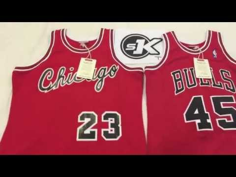 on sale 58f4c 2e518 Authentic Mitchell & Ness Michael Jordan Chicago Bulls Jersey Short Review