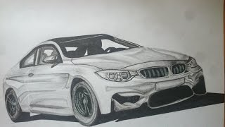 How to draw bmw