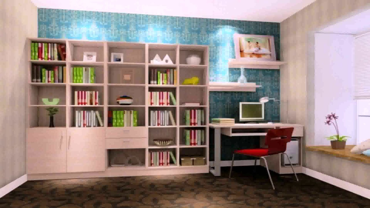 Small Study Room Design Idea You