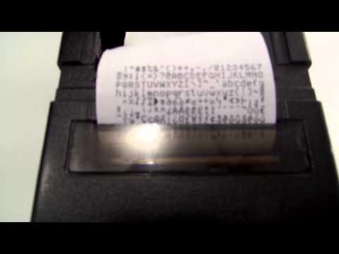 HP Calculator Printer