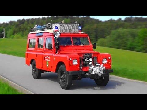 Landrover KLF Feuerwehr Neusserling