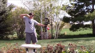 How To Make Awesome And Effective Bow fishing Reel On The Cheap!!!!