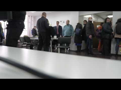 Силовики ворвались в офис ФБК