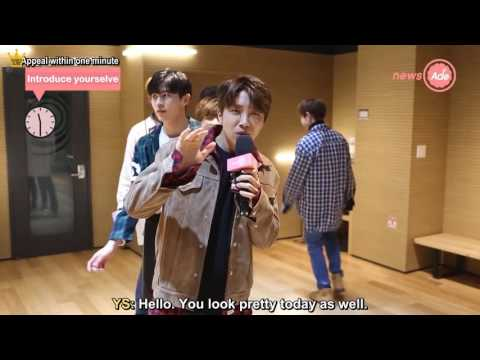 [ENG SUB] News Ade - We gave ROMEO one mic and one minute