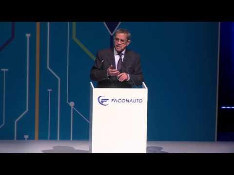 XXVI Congreso FACONAUTO. Intervención de Juan José Diaz Ruiz