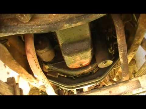 1970 Chevrolet C50 Flat Dump