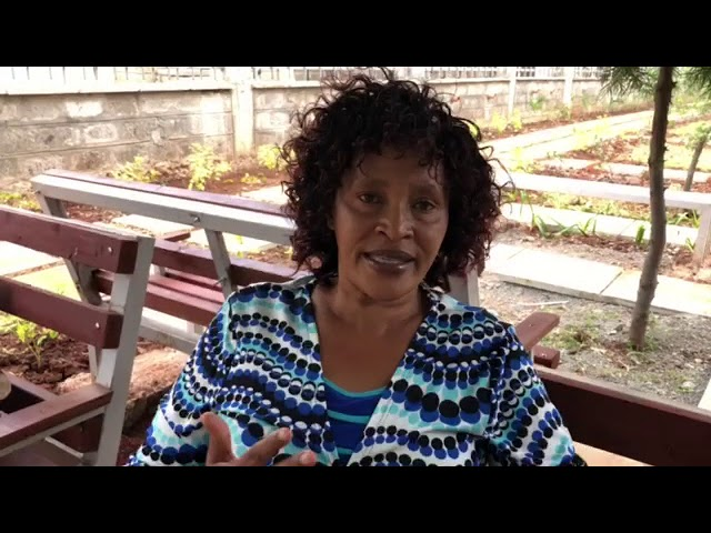 Esther Nzoli Cancer patient\'s story