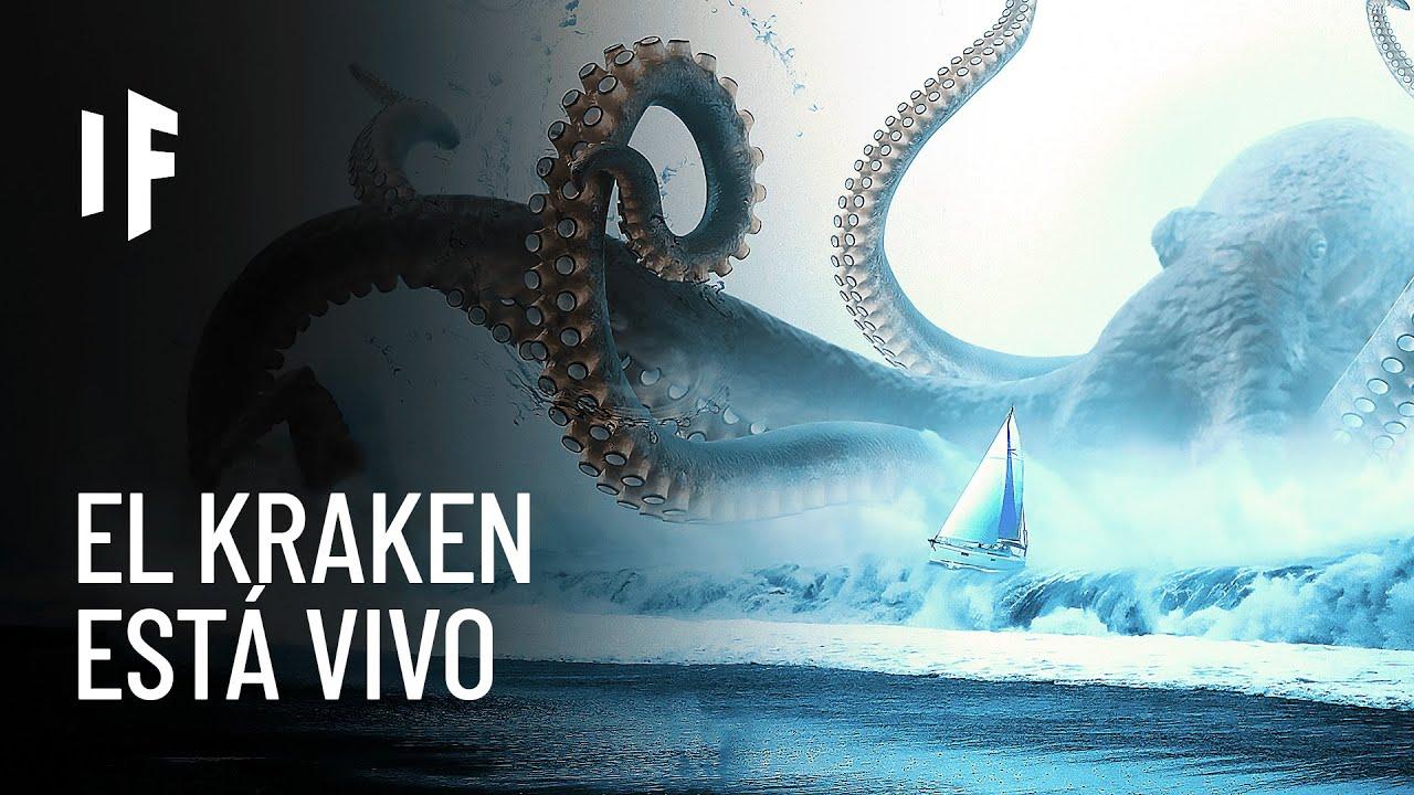 ¿Qué pasaría si el kraken fuera real?