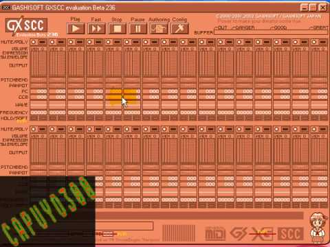cómo poner tu musica a 8 BIT (GXSCC)