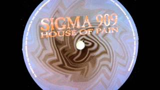 Sigma 909 - House Of Pain B3 (untitled)